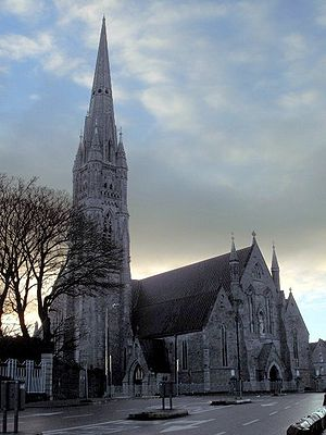 St Johns Cathedral Limerick Ireland