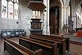 St Margaret, King's Lynn, Norfolk - Pulpit - geograph.org.uk - 1501276.jpg