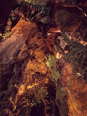 St. Michael's Cave - Image: St Michaels cave 2