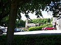 St Nicholas' Church and Old Horns Inn Car Park, High Bradfield - geograph.org.uk - 1631418.jpg