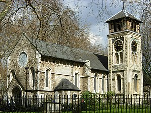 St Pancras Old Church - St Pancras Old Church
