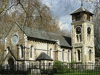 St Pancras Old Church Church