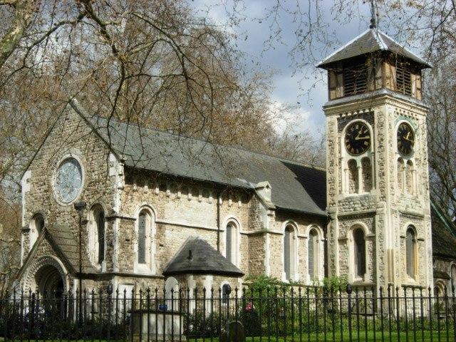 St Pancras Old Church