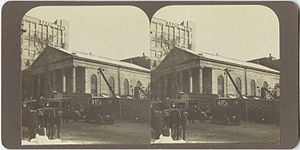 Cathedral Church of St. Paul (Boston) - Image: St Pauls church Boston BPL 2350717023