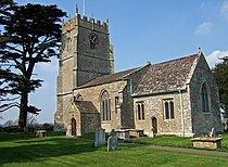 St Thomas a Becket Church Lydlinch - geograph.org.uk - 379977.jpg