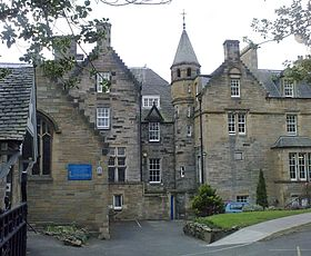 St Mary's Music School, Edinburgh