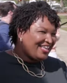 Stacey Abrams campaigning in 2018 (cropped).png