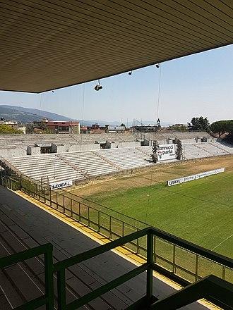 Stadio Marcello Melani - Image: Stadio Marcello Melani Pistoia