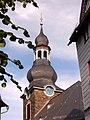 Stadtkirche Monschau Welsche Haube.JPG