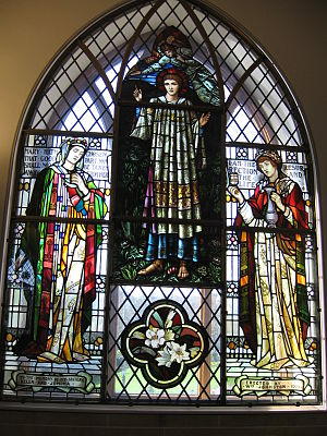 St Mungo Museum of Religious Life and Art - Image: Stainedglassglasgow