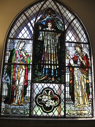 St Mungo Museum of Religious Life and Art - Image: Stainedglassglasgow