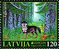 Stamps of Latvia, 2011-06.jpg