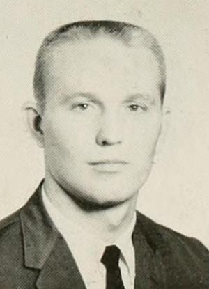 Stan Crisson - Crisson at Duke University, circa 1964