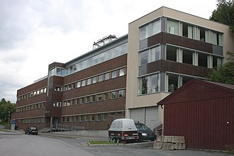 Norwegian Radiation Protection Authority - Image: Statens Straalevern 01