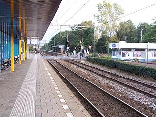 Diemen railway station