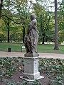 Statue of Herakles in Łazienki Park, Warsaw, Poland 4.jpg