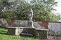 Statue of John of Nepomuk in Předín, Třebíč District.jpg