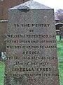 Steamship captain's gravestone - geograph.org.uk - 1600732.jpg