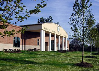 Steele Creek (Charlotte neighborhood) - The Steele Creek branch of the Public Library of Charlotte and Mecklenburg County