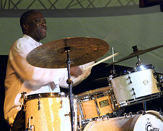 Steve Williams (jazz drummer) - Image: Steve Williams, jazz drummer