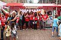 Stiching voor vluchtelingen tijdens zomercarnaval Rotterdam.jpg