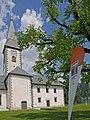 Stiftskirche Ossiach Juli 2018 02.jpg