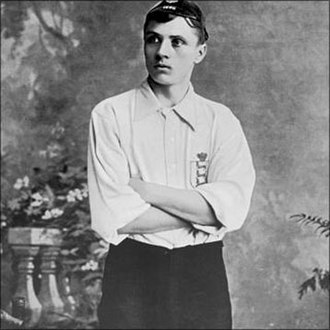 Steve Bloomer - Bloomer in England kit