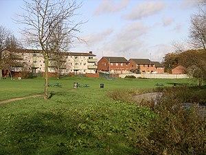 River Sowe - Image: Stoke Aldermoor River Sowe 28n 06