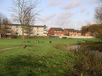 Stoke Aldermoor - Stoke Aldermoor and Pinley Fields by the River Sowe.