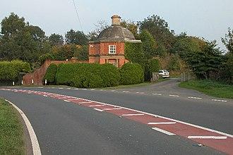 Stoke Edith House - Stoke Edith Park Gatehouse