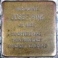 Stolperstein Delmenhorst - Josef Fink (1858).JPG