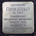 Stolperstein Duisburger Str 19 (Wilmd) Erich Zeidler.jpg