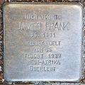 Stolperstein James Frank by 2eight 3SC1421.jpg
