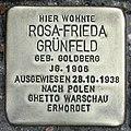 Stolperstein Verden - Rosa-Frieda Grünfeld (1906).jpg