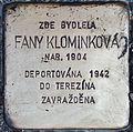 Stolperstein für Fany Klominkova.jpg