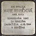 Stolperstein für Marie Roubickova.jpg