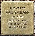 Stolperstein für Paul Salinger (Potsdam).jpg