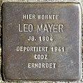 Stolpersteine Köln, Leo Mayer (Am Markt 6).jpg