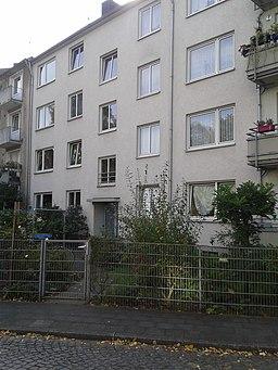 Flensburger Straße in Köln