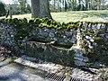 Stone trough - geograph.org.uk - 739594.jpg