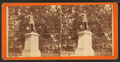 Stonewall Jackson's statue, from Robert N. Dennis collection of stereoscopic views.png