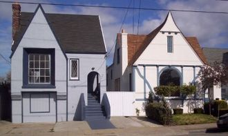 Storybook house - Storybook houses in Oakland, CA