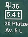 Straßburg Pöckstein-Zwischenwässern Gurktalbahn Waggon-Aufschrift 28102016 5201.jpg
