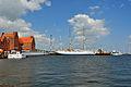 Stralsund, Hafen (2013-06-15), by Klugschnacker in Wikipedia (2).JPG