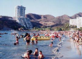 Santa Marta Beach: El Rodadero