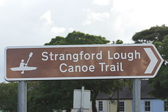 Strangford Lough - Strangford Lough Canoe Trail