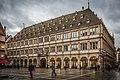 Strasbourg place Gutenberg Chambre de commerce et d'industrie novembre 2013.jpg