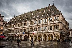 Neubau (Strasbourg) - Seen in November 2013