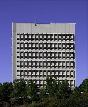 Strom Thurmond Federal Building and United States Courthouse - The Strom Thurmond Federal Building and United States Courthouse.