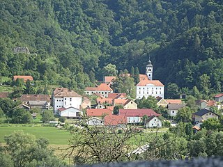 Studenice Place in Styria, Slovenia